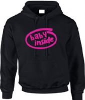 BABY INSIDE HOODIE - INSPIRED BY GAMING